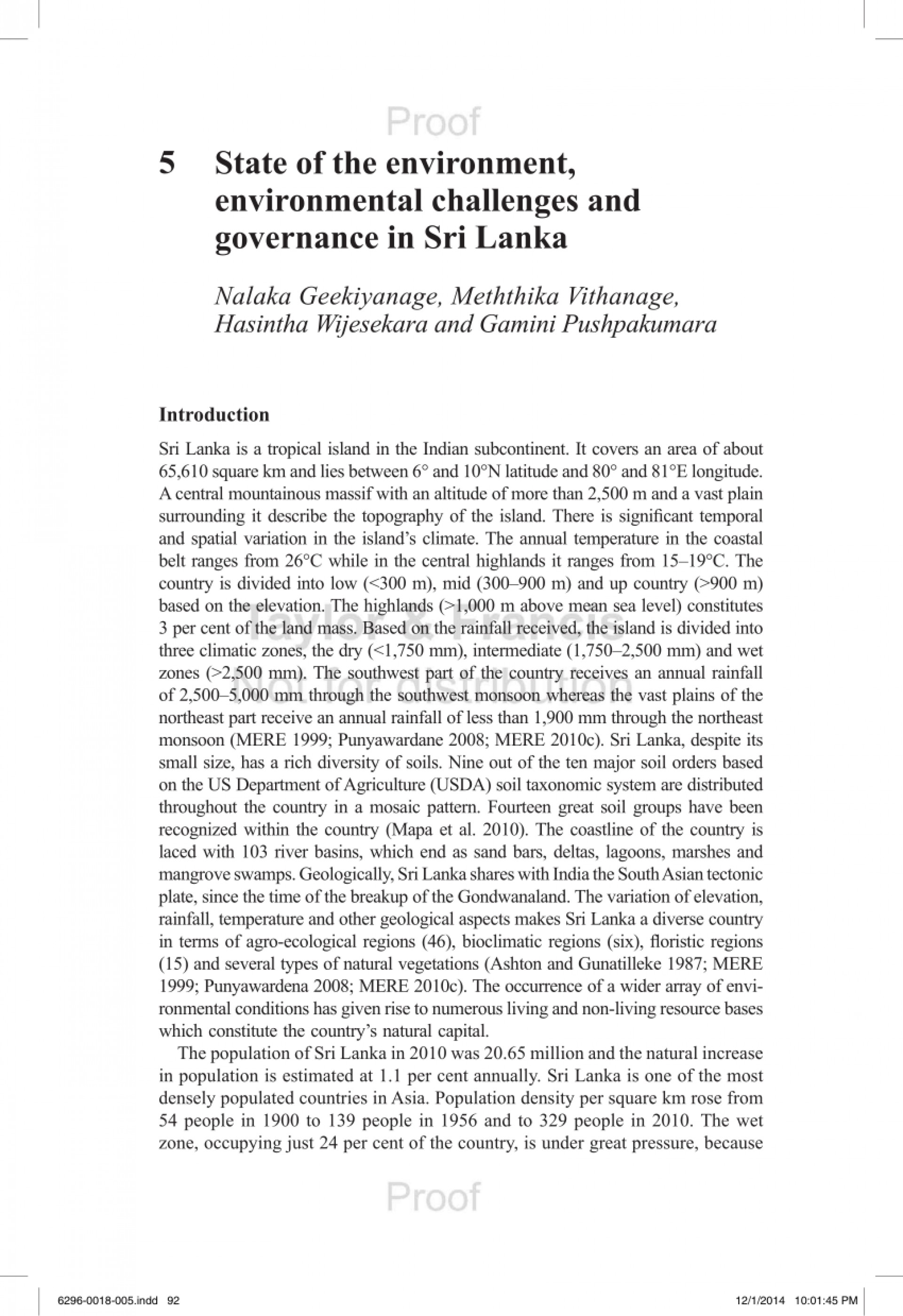 011 Natural Resources In Sri Lanka Essay Example Fantastic 1920