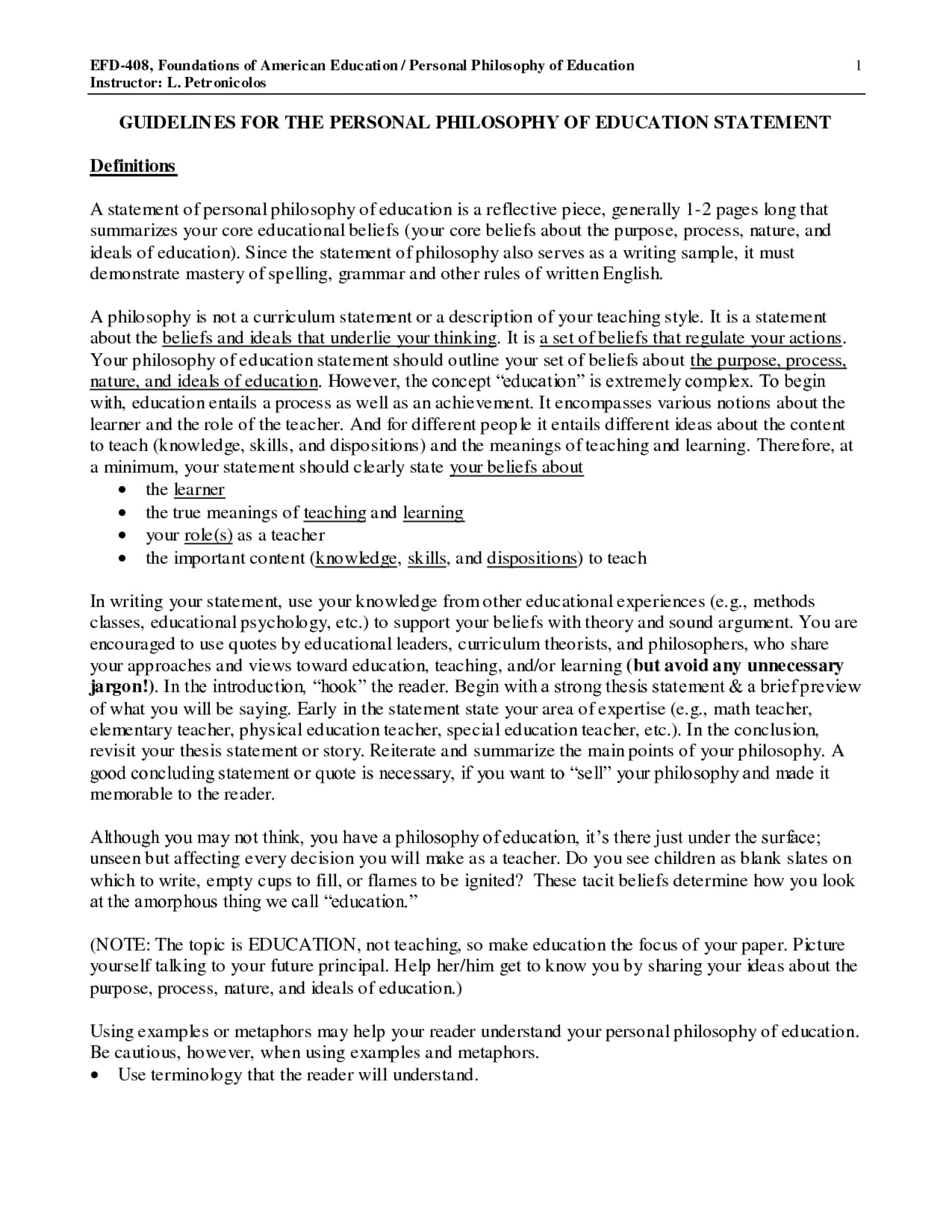 011 Philosophy Of Nursing Essay Example Sample Paper Fantastic College 1920