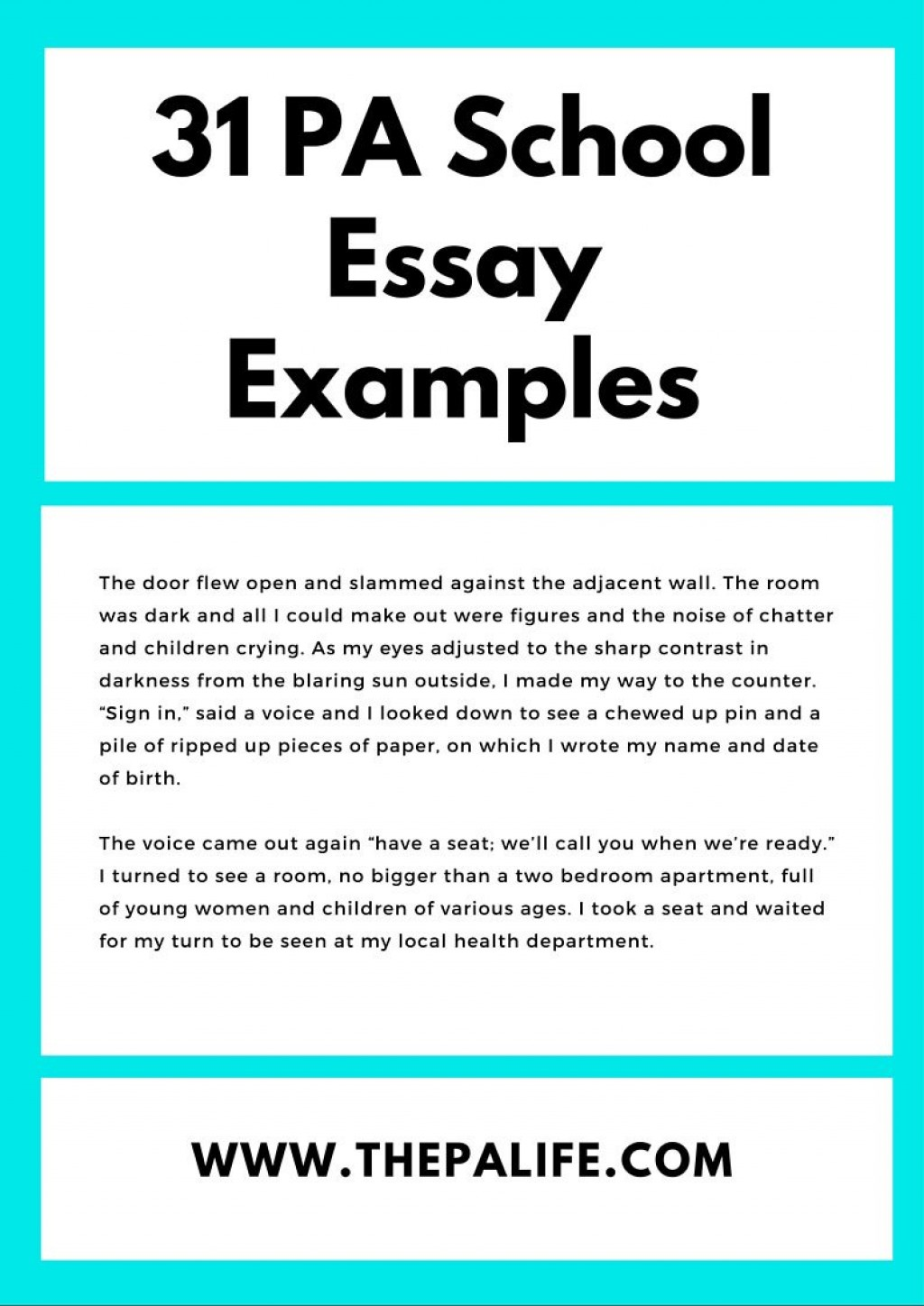 011 Physician Assistant School Essays And Samples Introduce Yourself Sample Words Dreaded Essay 100 Large