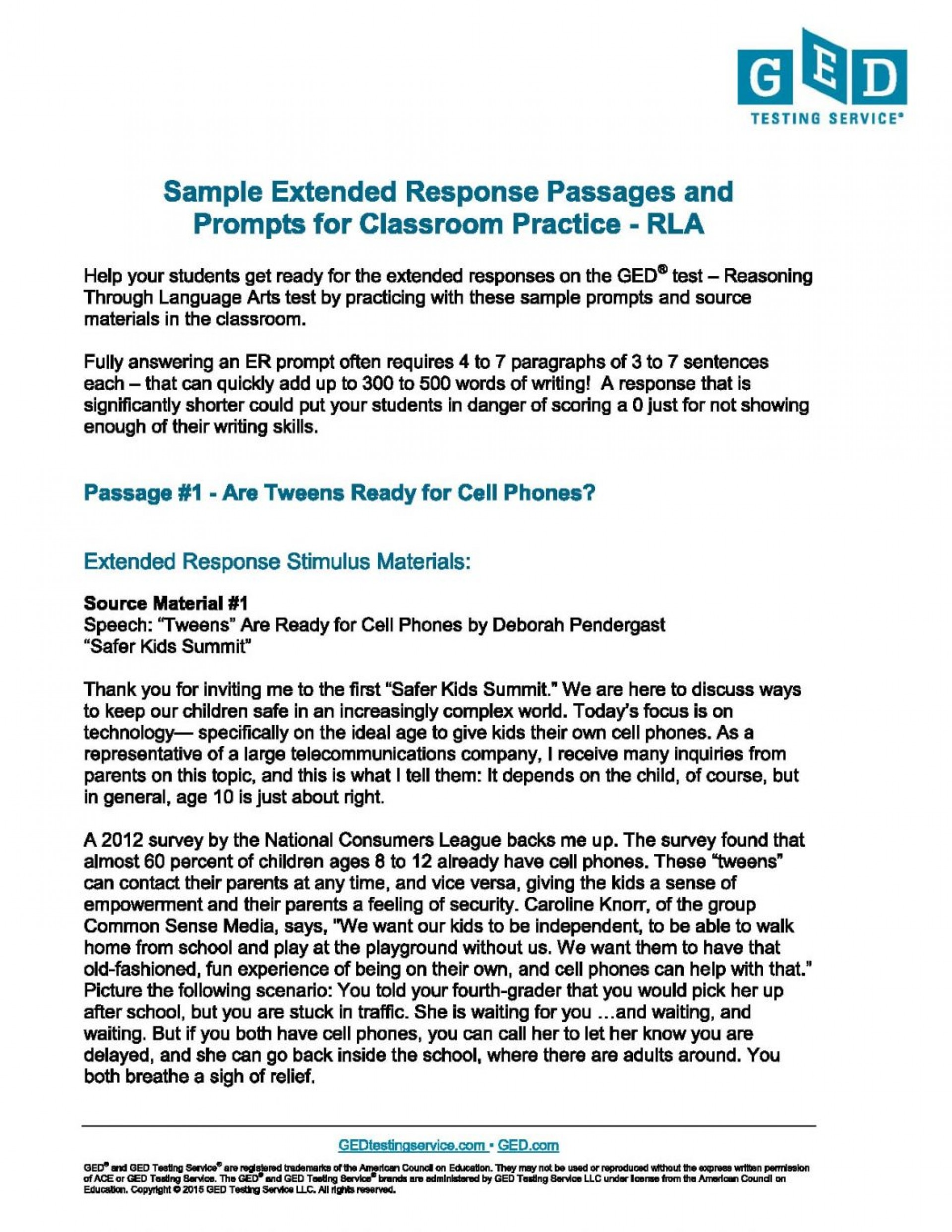 011 Sample Gedys With Scoresy Writing Prompt Good Resume Example Topics Prompts For Classroom Practic Tips Youtube Samples In Spanish Lesson Plans Template Rubric Examples 1048x1356 Rare Ged Essays Scores Pdf 1920