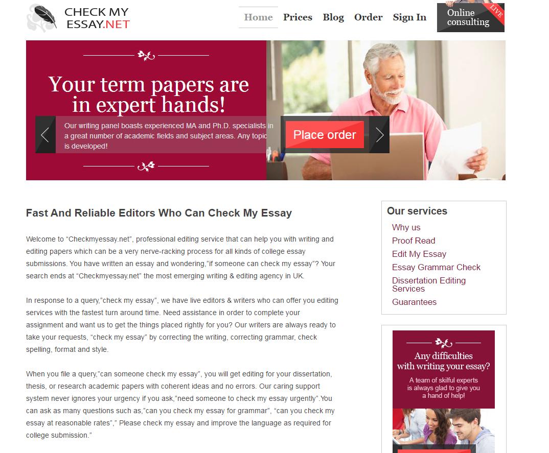 011 Screenshot Dor Check My Essay Free Top For Punctuation Errors Plagiarism Mac Paper Full