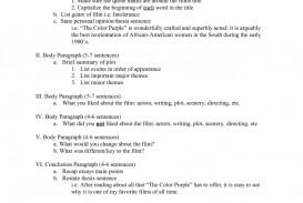 011 The Color Purple Essay Example Critique Outline Format 130144resize8002c1035 Impressive Research Paper Introduction