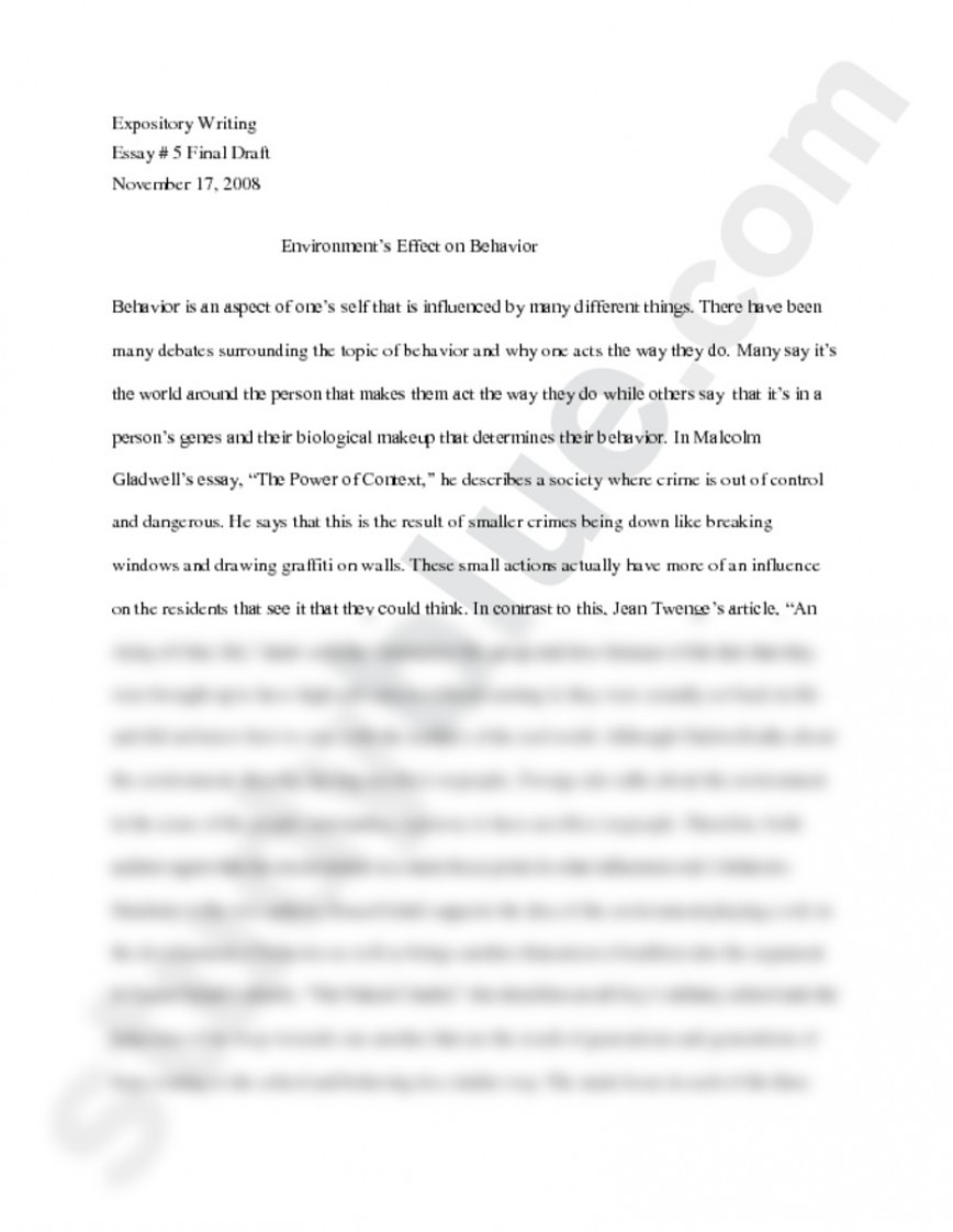 011 Topics For Expository Essay What Is Example Pre Art Museum Sample Paper Formidable About History Argumentative Research Performing Arts