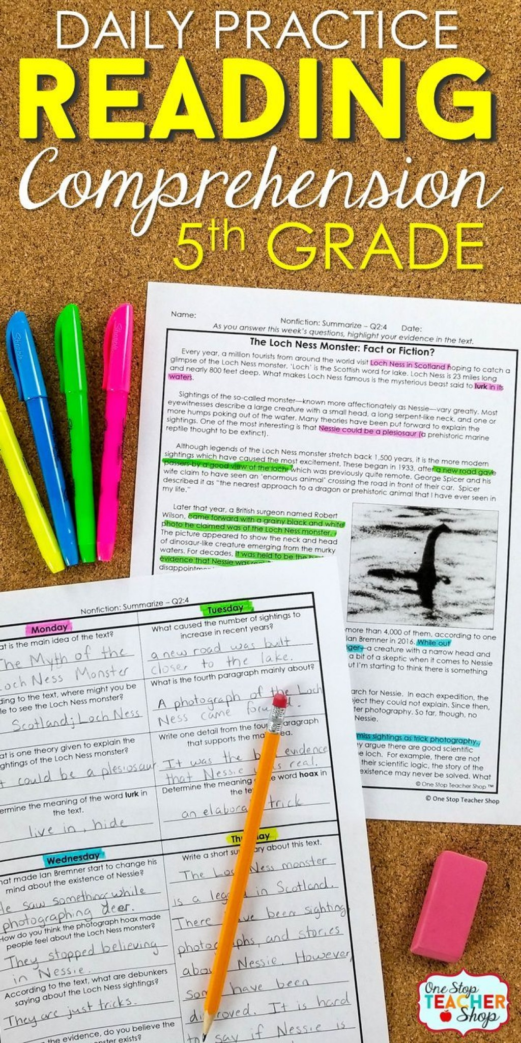 011 What Is The Main Idea Of Reads Essay I Pencil Example Wonderful Large