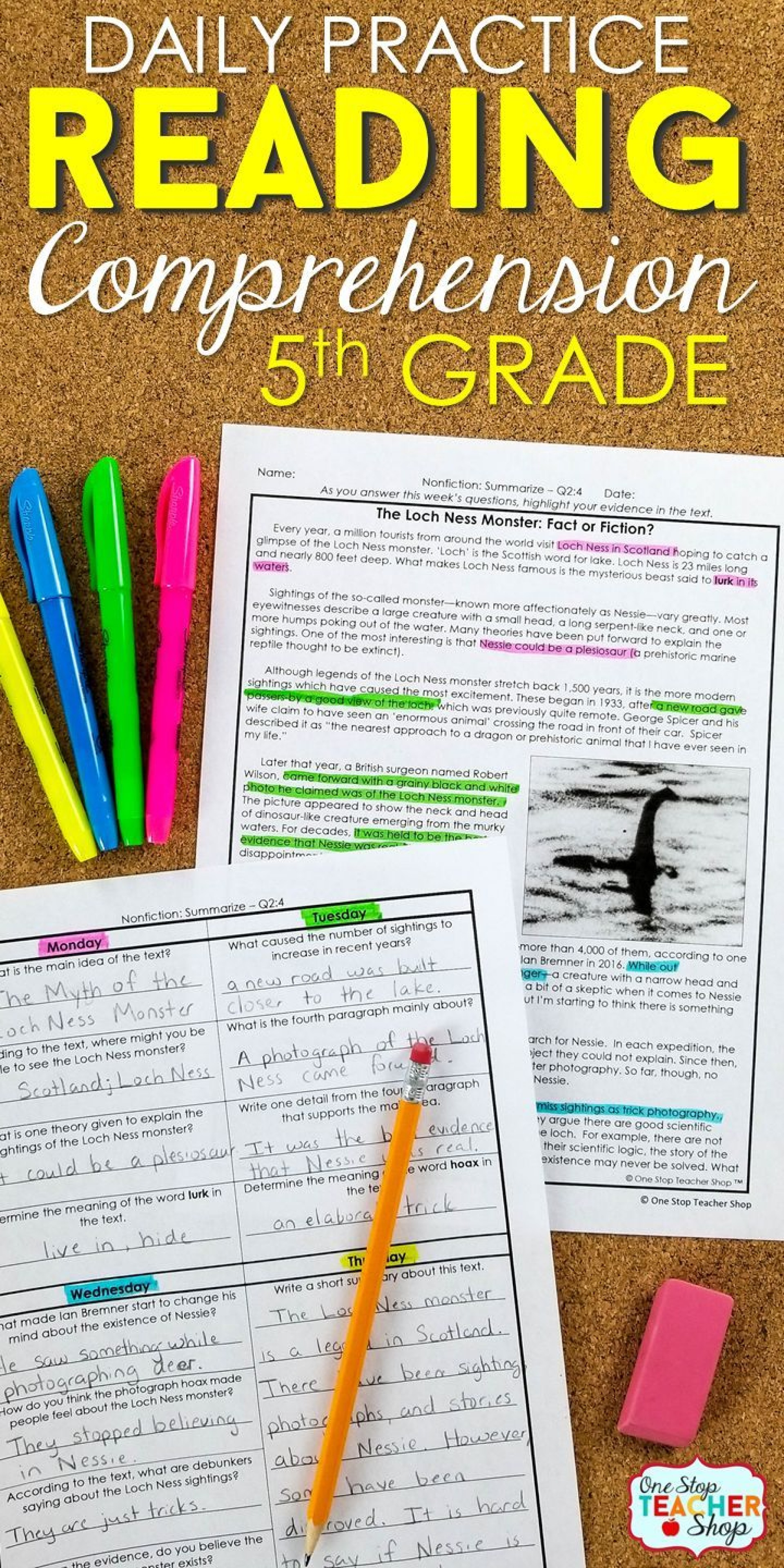 011 What Is The Main Idea Of Reads Essay I Pencil Example Wonderful 1920