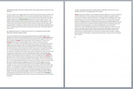 011 Word Essay What Does Words Look Like Excellent 750 On Respect Double Spaced About Yourself