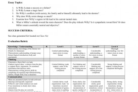 012 006805831 1 Death Of Salesman Essay Phenomenal A Topics Argumentative