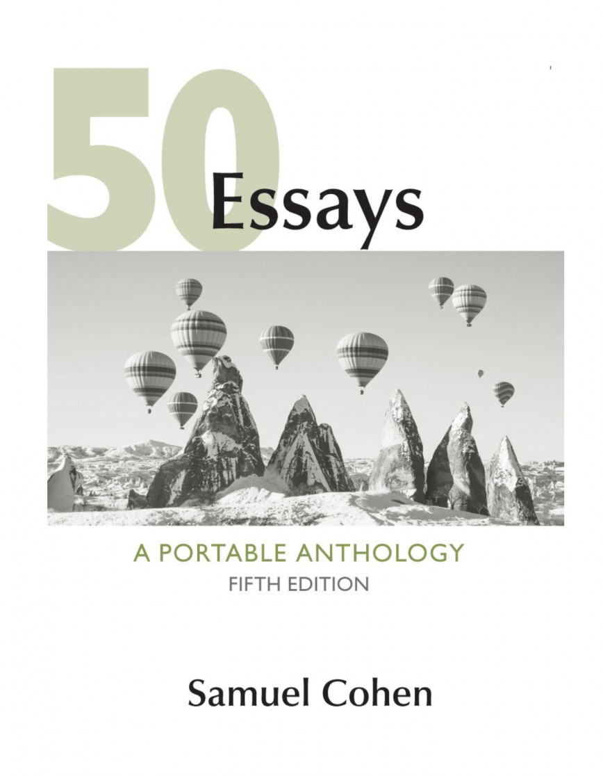 012 50fit14002c1800ssl1 Essay Example Essays Portable Anthology 4th Edition Awful 50 A Pdf Free