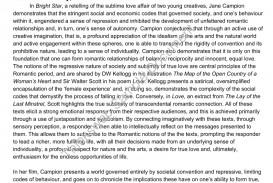 012 96570 Eng Ext 1 Assmt 241 Romanticism Essay Unbelievable Topics Titles Writing Prompts