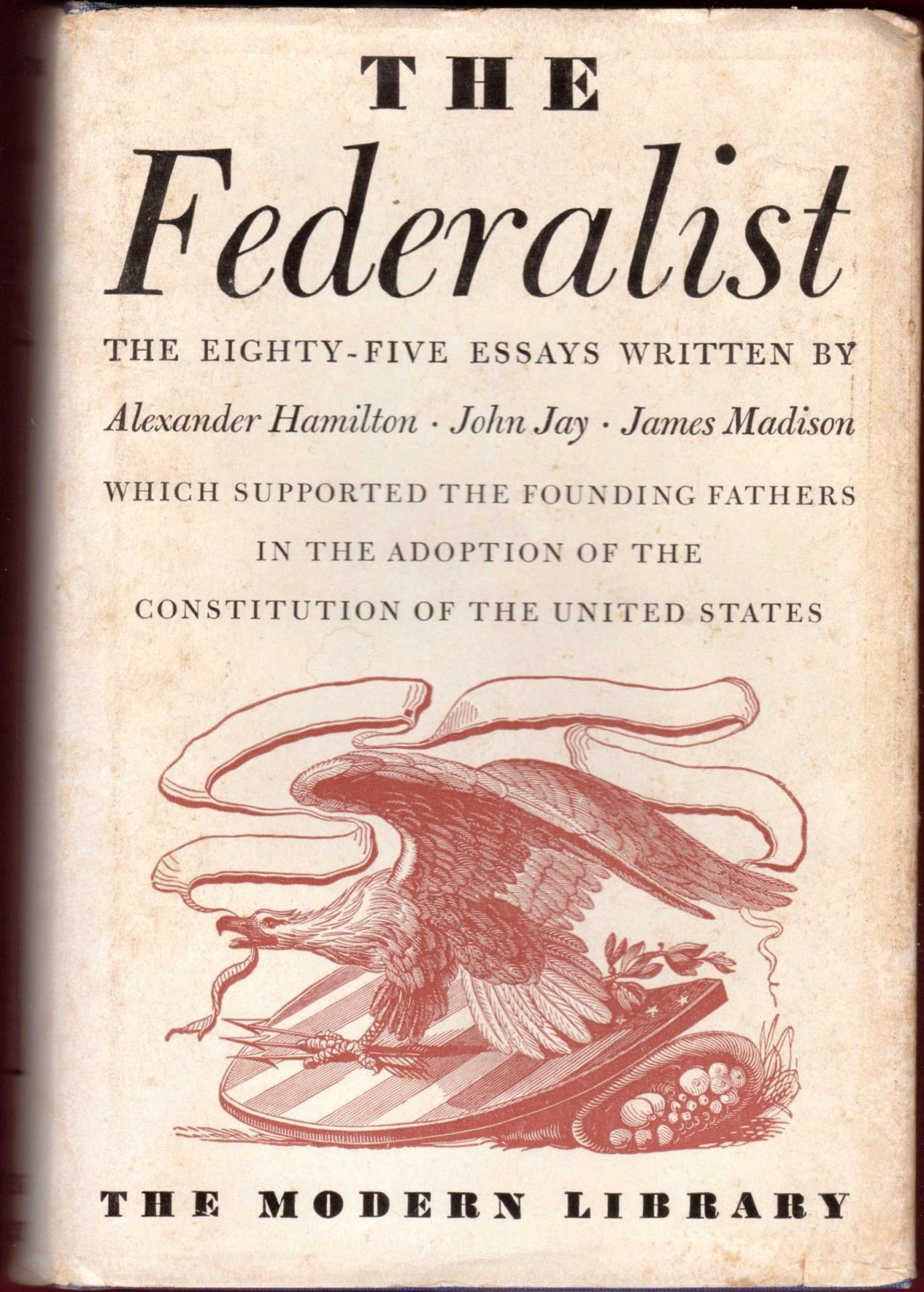 012 Alexander Hamilton Essays 91n4zdfy2el Essay Frightening Federalist Papers Summary 51 1920
