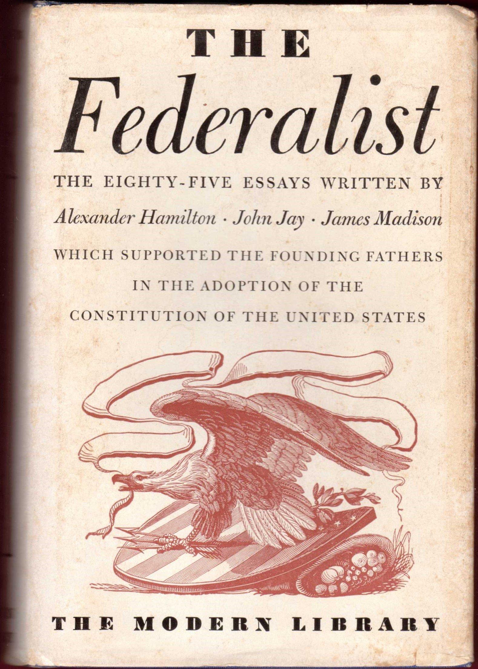 012 Alexander Hamilton Essays 91n4zdfy2el Essay Frightening Federalist Papers 1 Pdf Guns Full