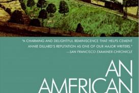 012 Annie Dillard An American Childhood Essays Essay Stirring Stunt Pilot Pdf