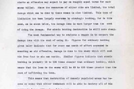 012 Atomic Bomb Essay Example Shocking Outline Conclusion Good Title For