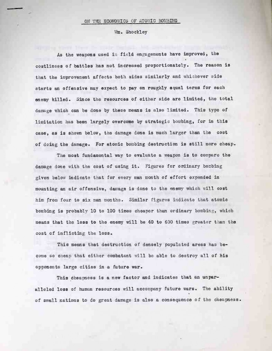 012 Atomic Bomb Essay Example Shocking Introduction Topics Assignment