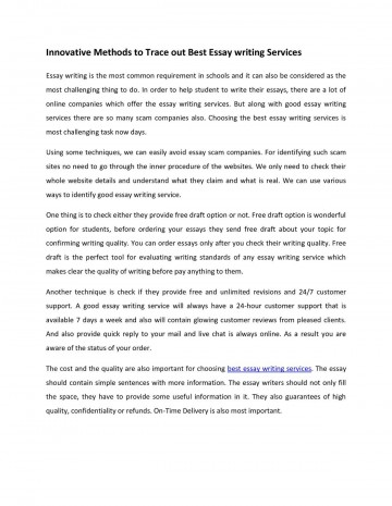 012 Best Essay Writing Example Awful Apps For Ipad Service 2018 Books Our Friend 360
