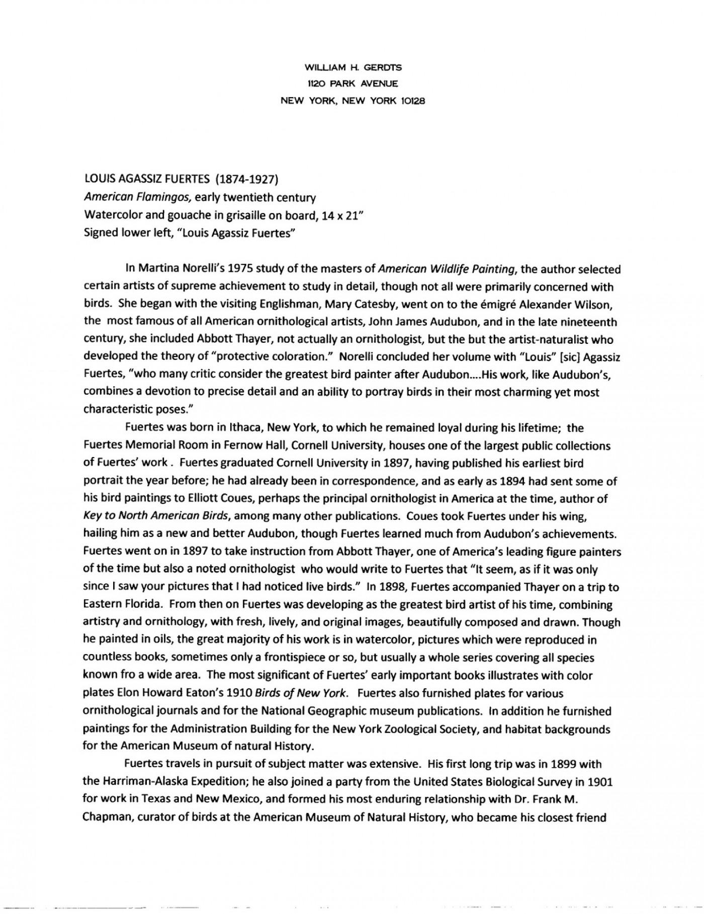 012 Book Essay Example Impressive Report Sample Examples Of Literary 1400