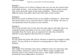 012 Brilliant Ideas Of Prompt Writing The Outsiders Fabulous Difficult Sat Essay Prompts Example Unforgettable Sample And Responses New