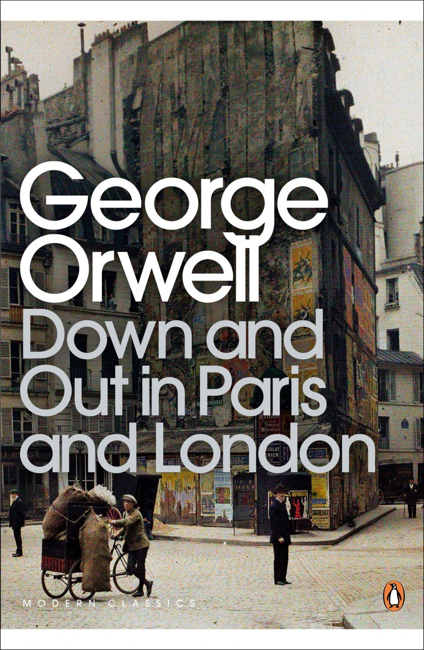 012 Down And Out In Paris London Essay Topics Breathtaking 868