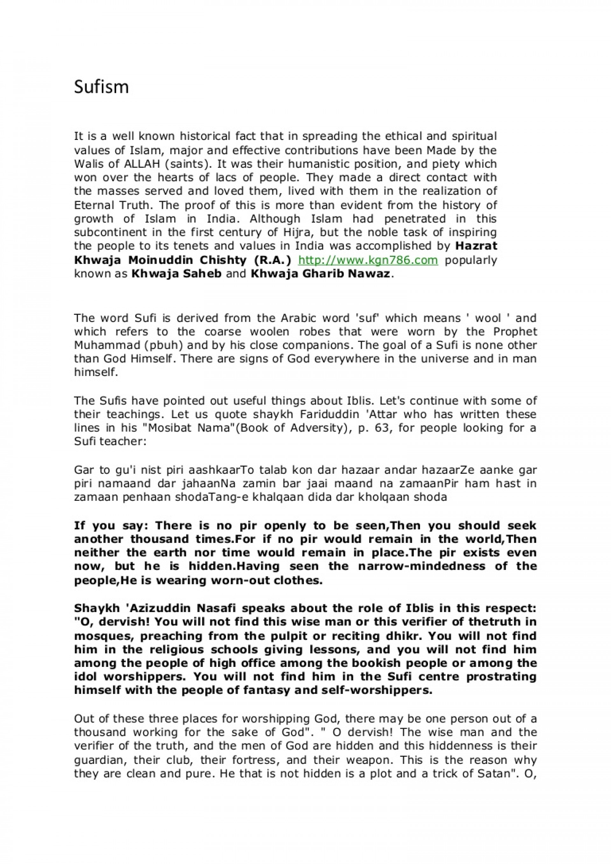 012 Ecraftncodesatrefsresaulia Hindsufism Phpapp01 Thumbnail Sufi Essays Essay Singular Seyyed Hossein Nasr Pdf 1920