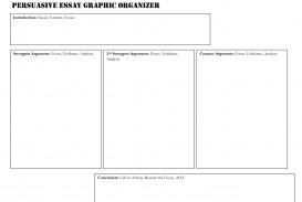 012 Essay Example Argumentative Graphic Organizer Pdf Persuasive 473200 Impressive Middle School