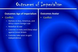 012 Essay Example Avatar Imperialism Stirring