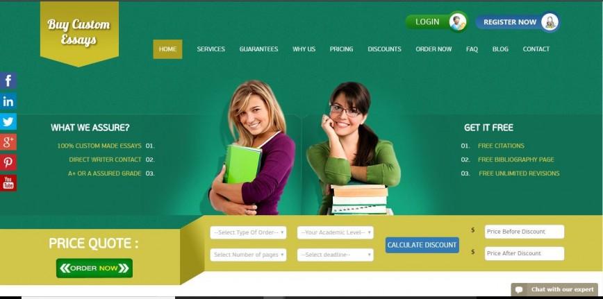 012 Essay Example Buy Custom Essays Online Impressive