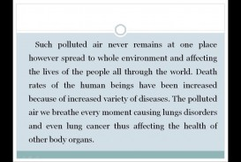 012 Essay Example Cause And Effect On Pollution Astounding Of About Air Water Light 320
