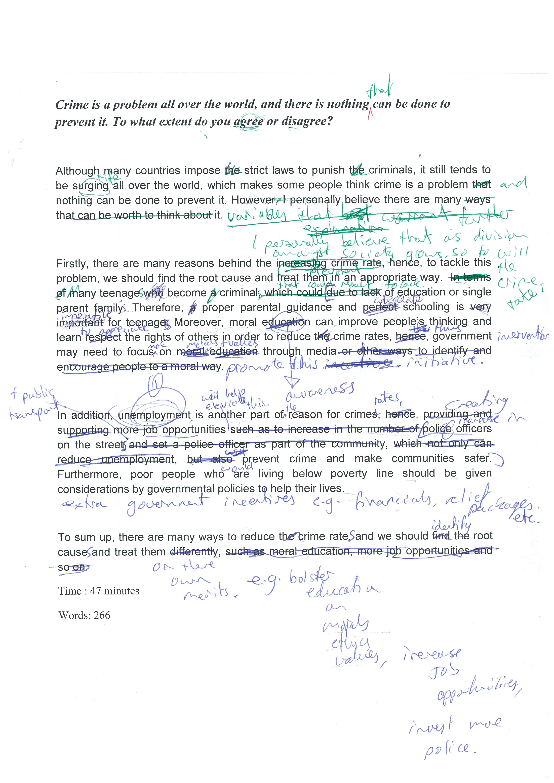 012 Essay Example Crime And Punishment Wondrous Outline Pdf Ielts Full