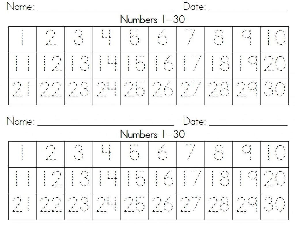 012 Essay Example Dotted252bnumbers252b1 30252bwriting252bstrips How To Write Numbers In Frightening An Do You Correct Way Large