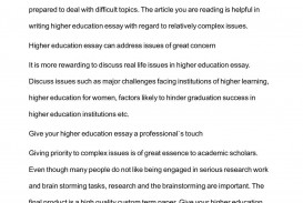 012 Essay Example Education Astounding Inclusive Titles Emerson Analysis