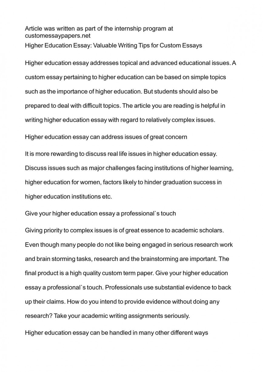 012 Essay Example Education Astounding Conclusion Emerson Quotes Higher Ideas