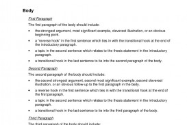 012 Essay Example First Sentence Of An Week16sessions46 48writingthefive Paragraphessays Handout Phpapp02 Thumbnail Frightening Academic Good Writing The Draft
