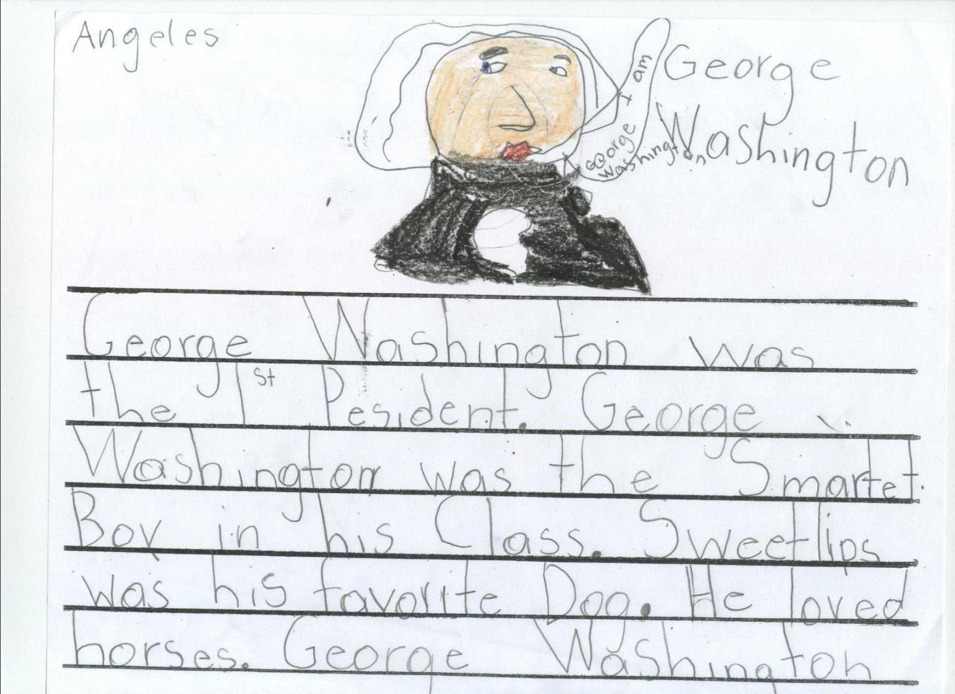 012 Essay Example George Washington Student Writing Impressive Prompt University Essays That Worked Junior Cert 1920