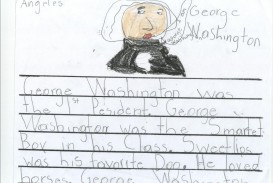 012 Essay Example George Washington Student Writing Impressive Prompt University Essays That Worked Junior Cert