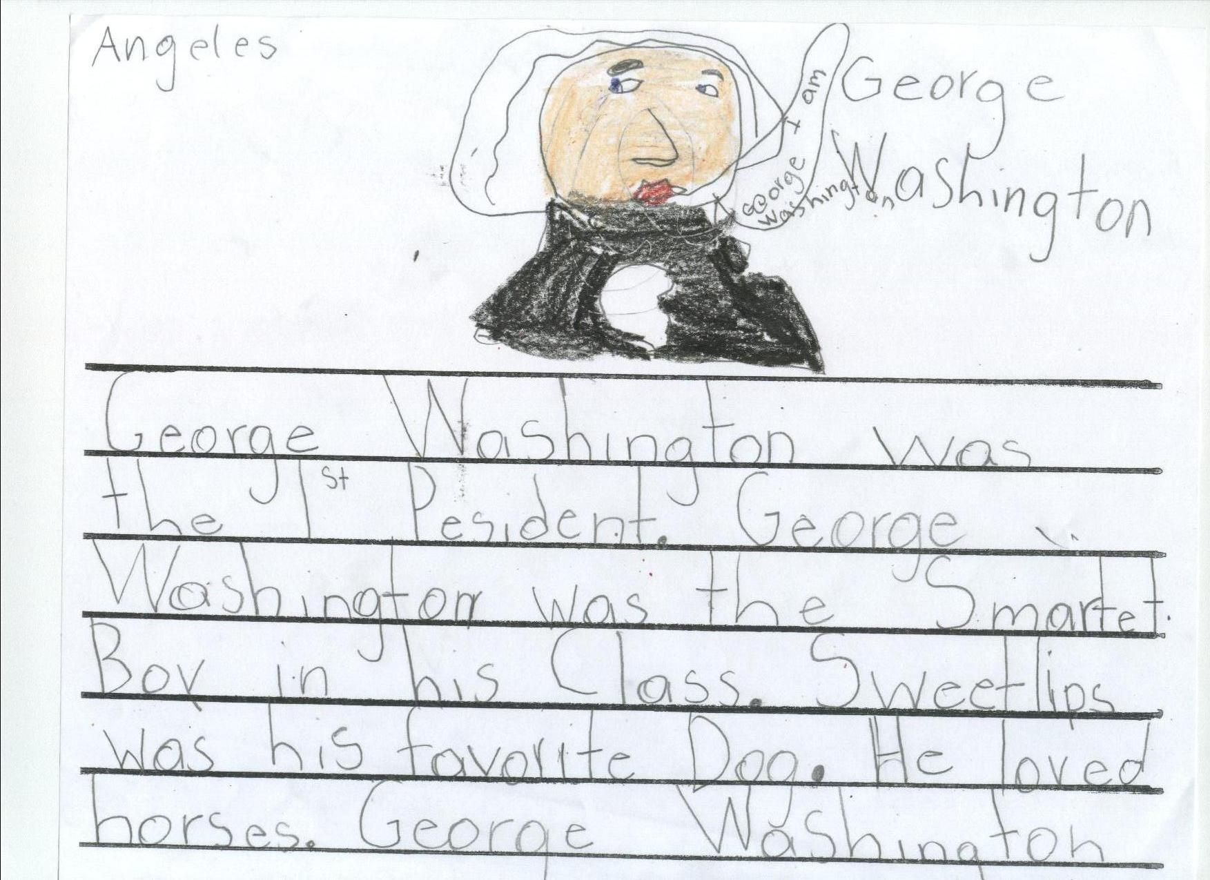 012 Essay Example George Washington Student Writing Impressive Prompt University Essays That Worked Junior Cert Full