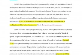 012 Essay Example How To Cite In Examplepaper Page 1 Best A Evidence Research Paper Format College Put Citation Apa