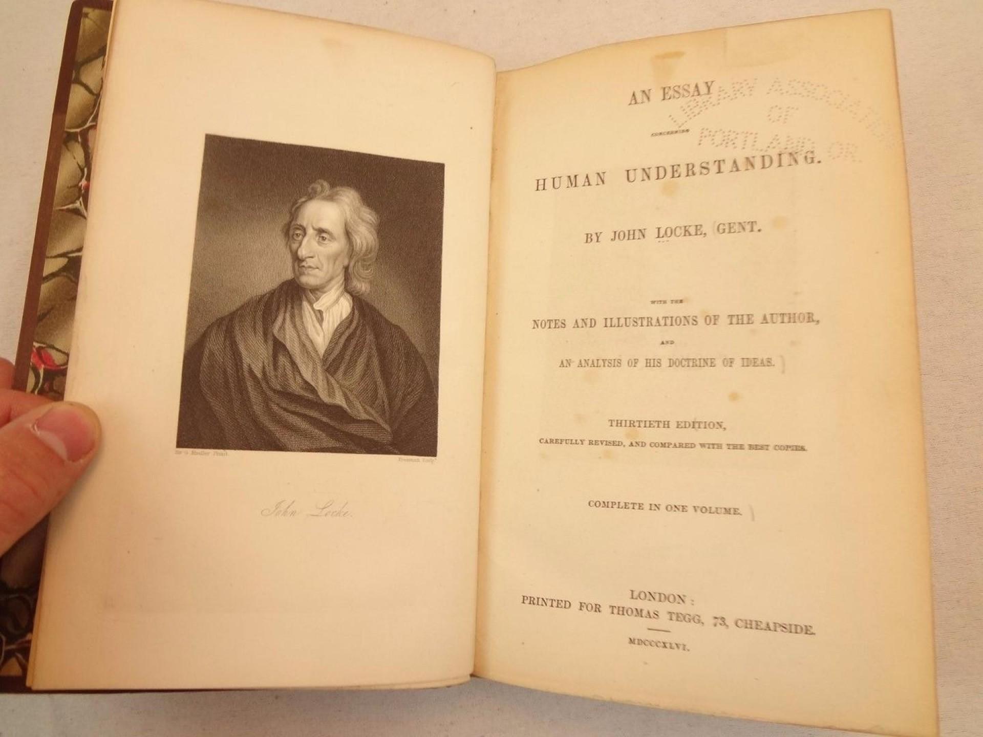 012 Essay Example John Locke Human 1 5c9342489ac77b9c4debab3d676d80b1 Impressive Concerning Understanding Book 4 On Pdf Summary 1920