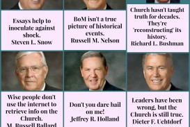 012 Essay Example Lds Essays Leaders Who Admit Church Doctrine Isnt Unbelievable Seer Stone On Polygamy First Vision