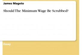012 Essay Example Minimum Wage 358349 0 Impressive Persuasive Topics Contest Outline