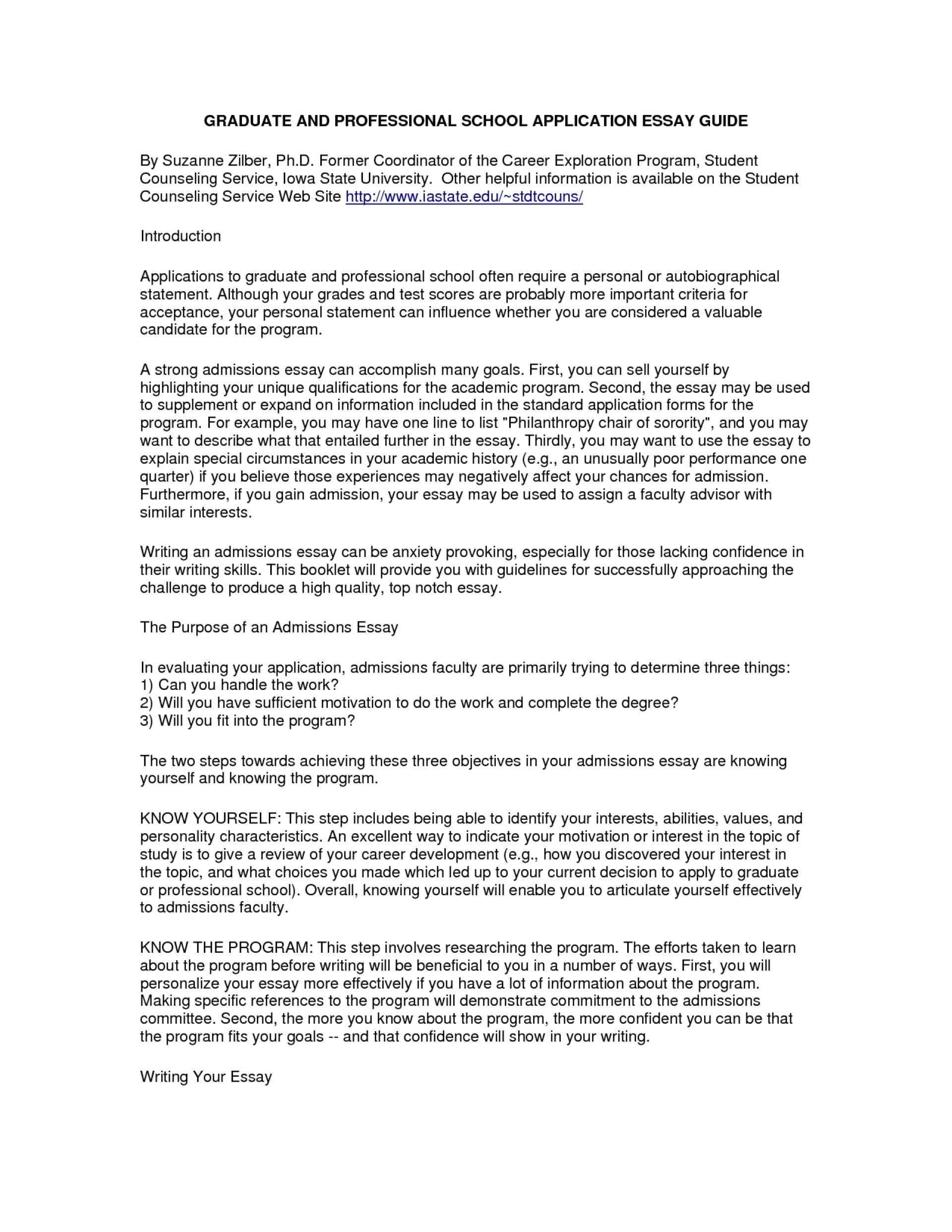 012 Essay Example Nursing School Impressive Sample Prompts 1920