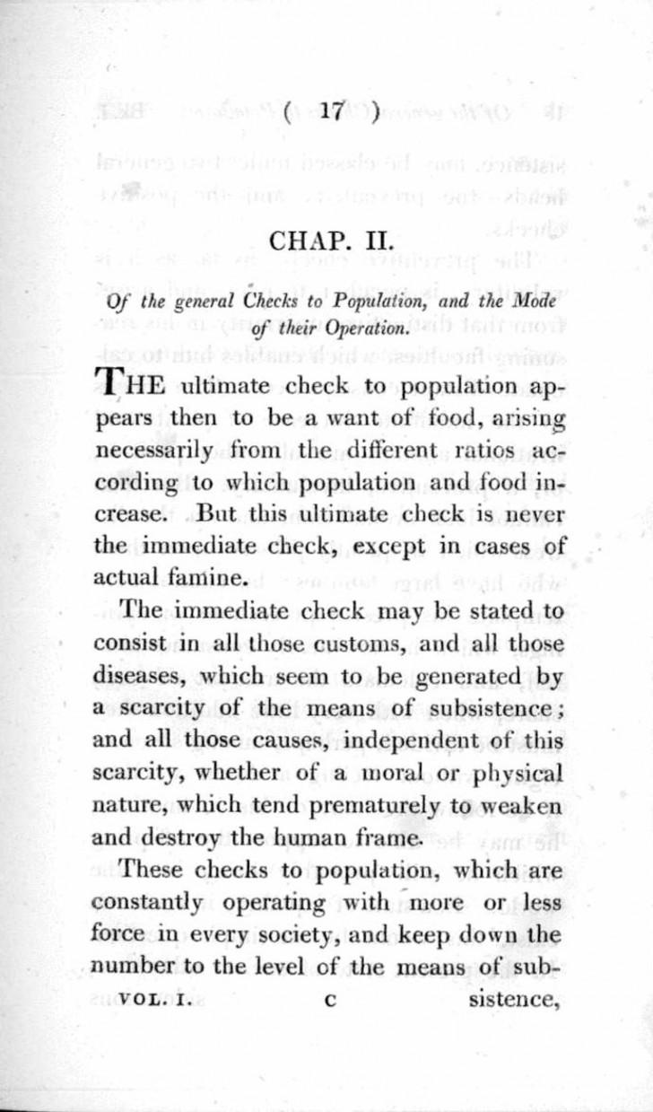 012 Essay Example On The Principle Of Singular Population Malthus Sparknotes Thomas Main Idea 728