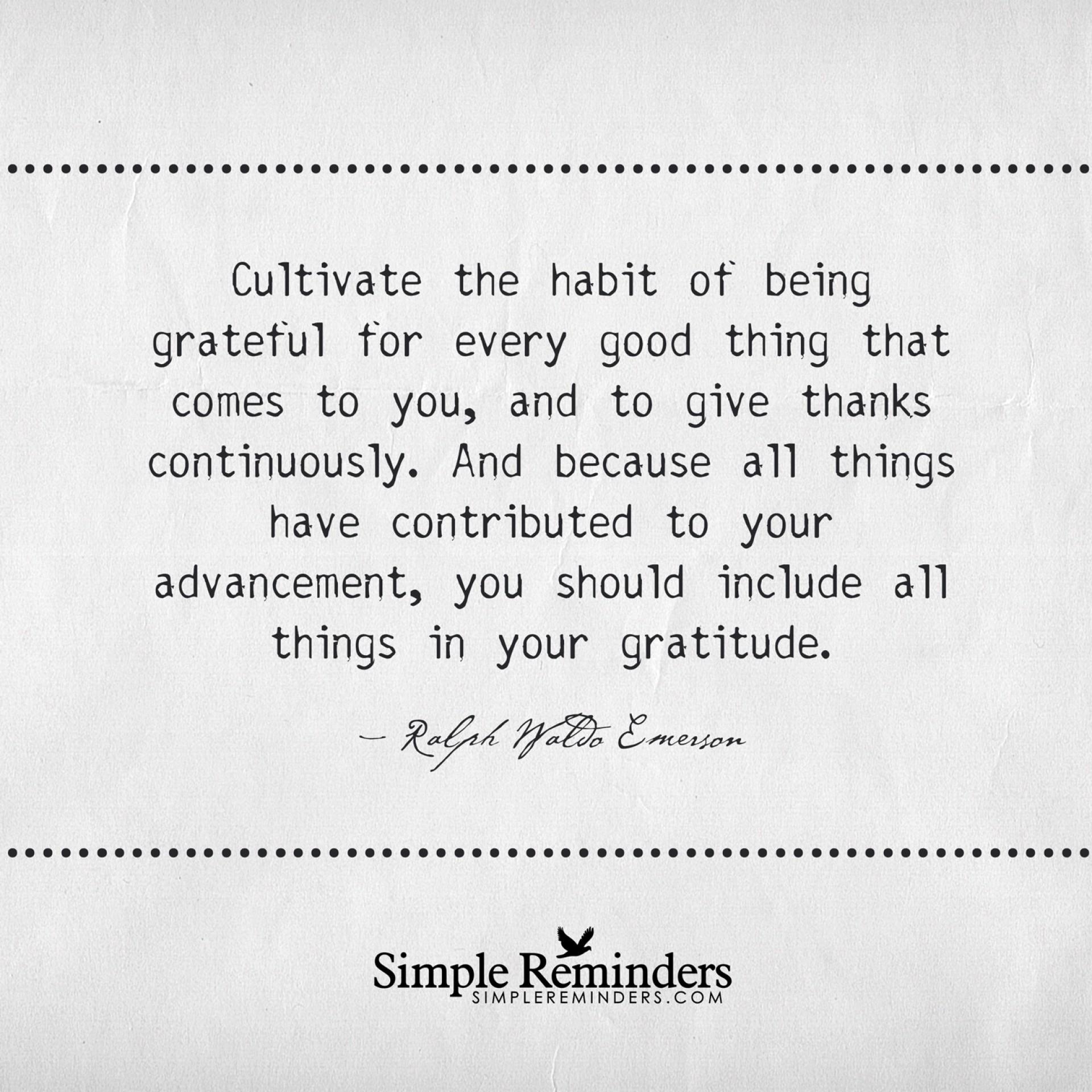012 Essay Example Ralph Waldo Emerson Cultivate Habit Gratitude 4r5t Dreaded Essays Pdf First Series Summary Nature 1920