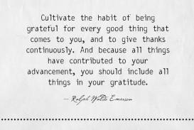 012 Essay Example Ralph Waldo Emerson Cultivate Habit Gratitude 4r5t Dreaded Essays Pdf First Series Summary Nature