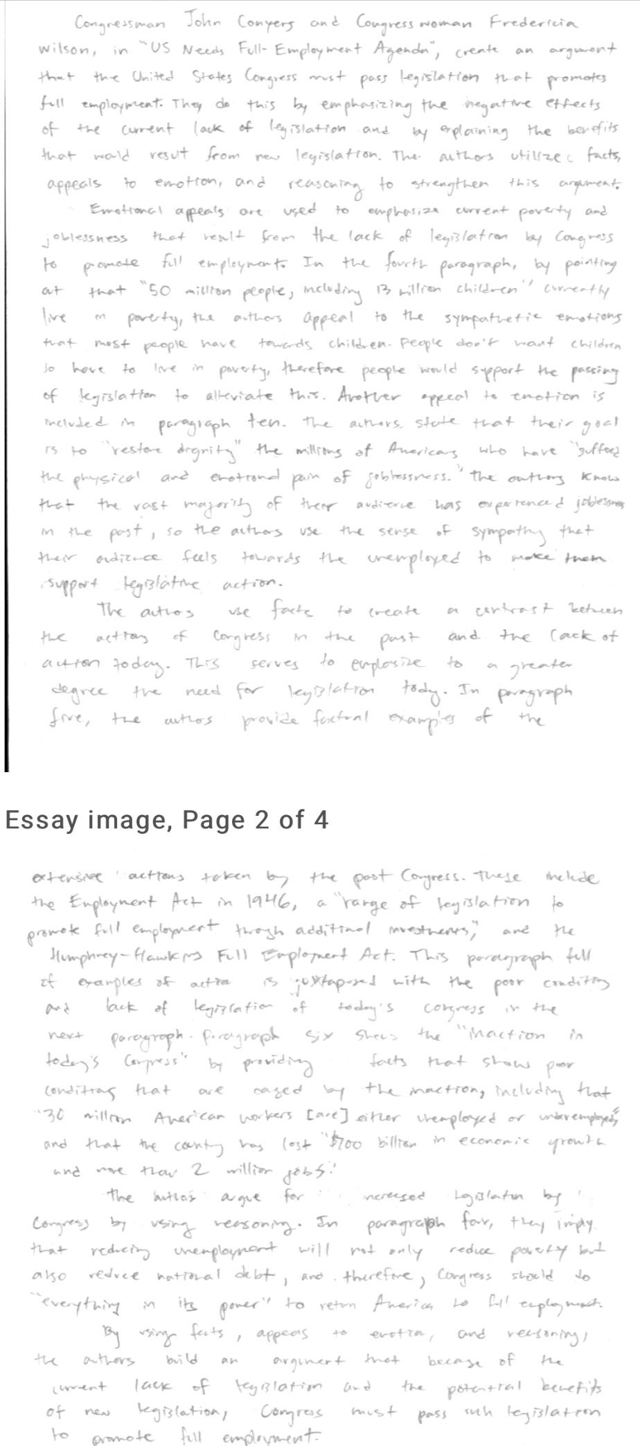 012 Essay Example Sat Sample Wondrous Good Examples 2017 Practice Test 2 Full