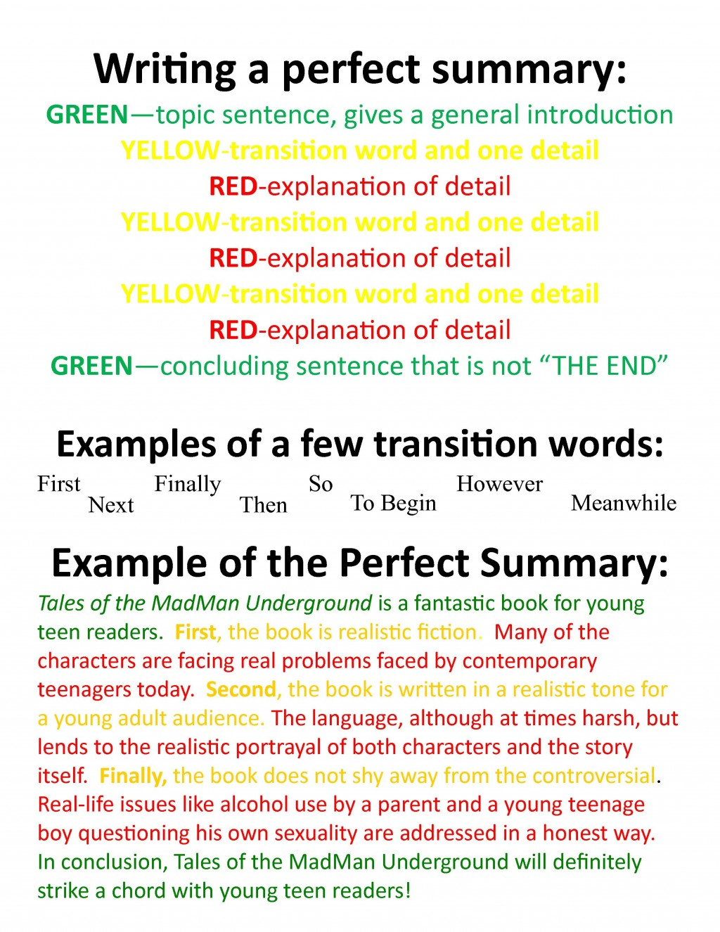 012 Essay Example Summary Examples For Essays Best Large