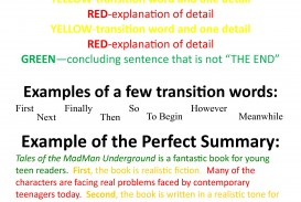 012 Essay Example Summary Examples For Essays Best