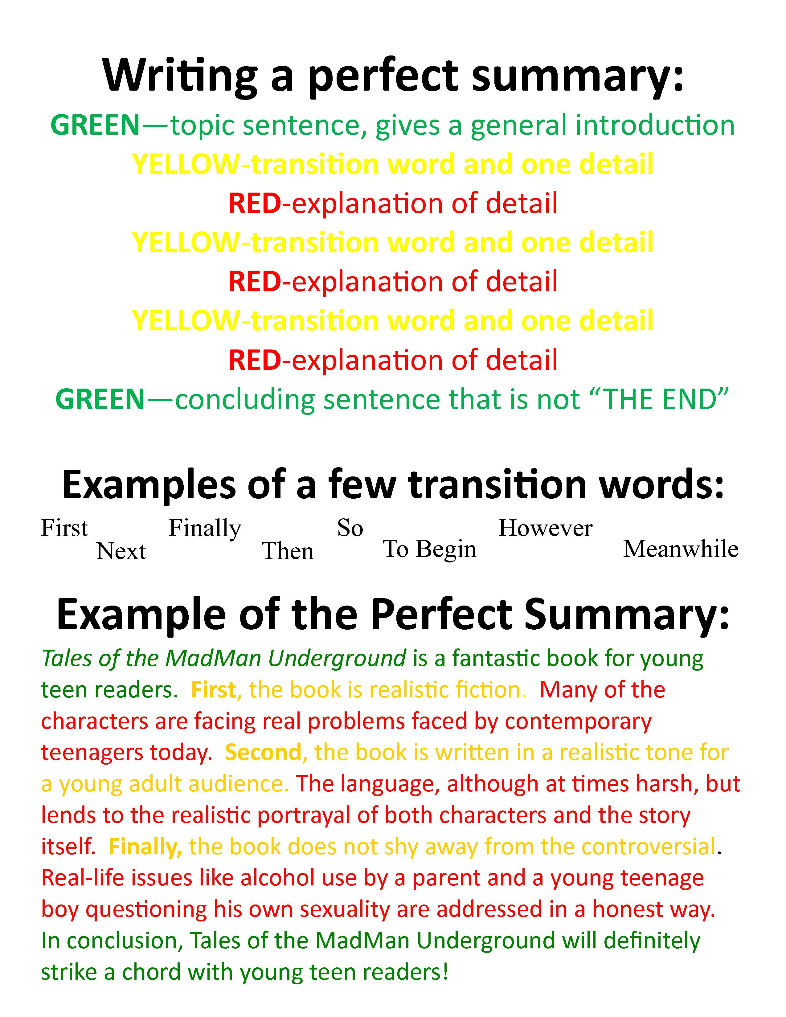 012 Essay Example Summary Examples For Essays Best Full
