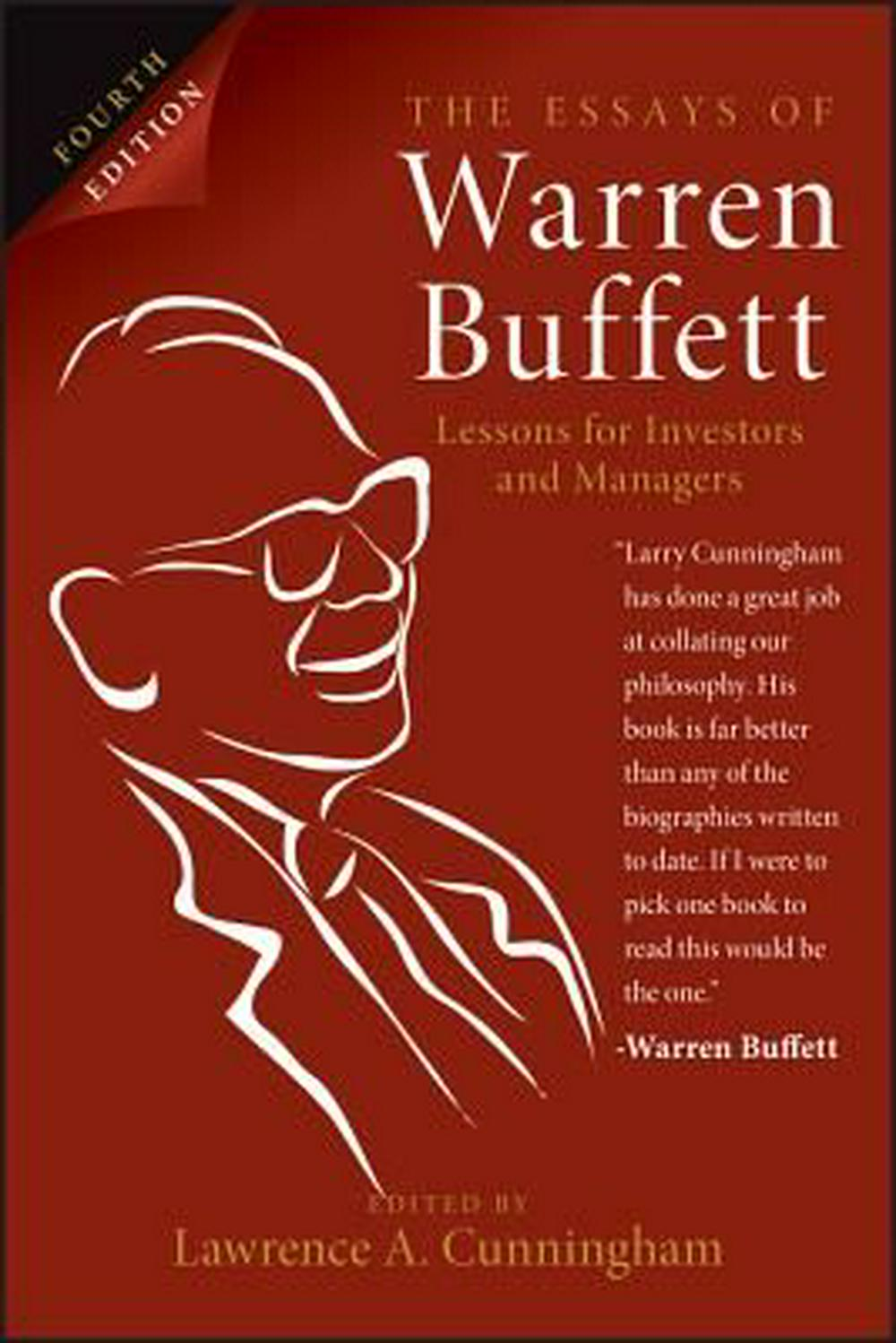 012 Essay Example The Essays Of Warren Buffett Stirring Pages Audiobook Download Summary Full