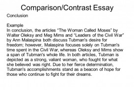 012 Essay Example Write Introduction Thesis Compare Contrast And Comparative Writing Pdf Incredible Sample Examples For College Students 6th Grade