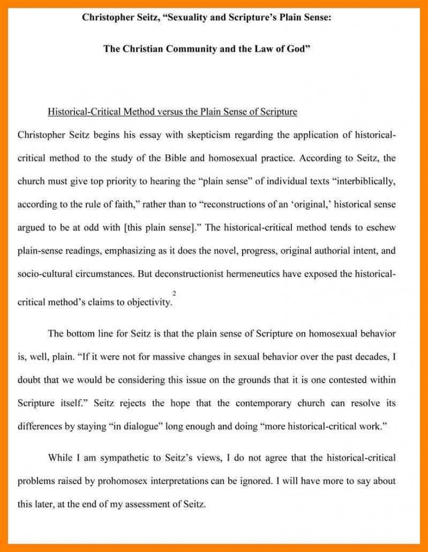 012 Essay Example Writing An Evaluation Madratco X Incredible Book Samples On Movies Self Format 868